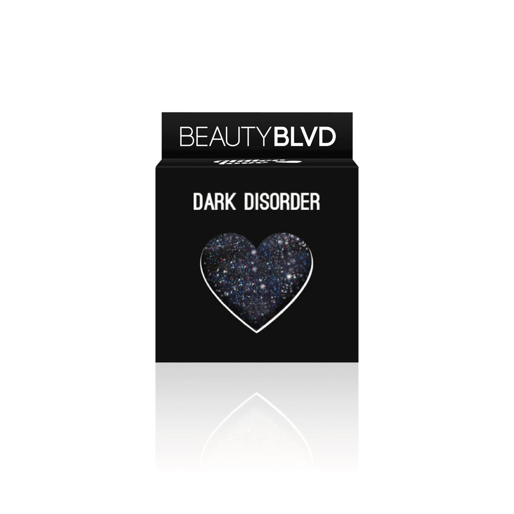 Individual Glitter Love – Cosmetic Glitter - Dark Disorder | Beauty BLVD