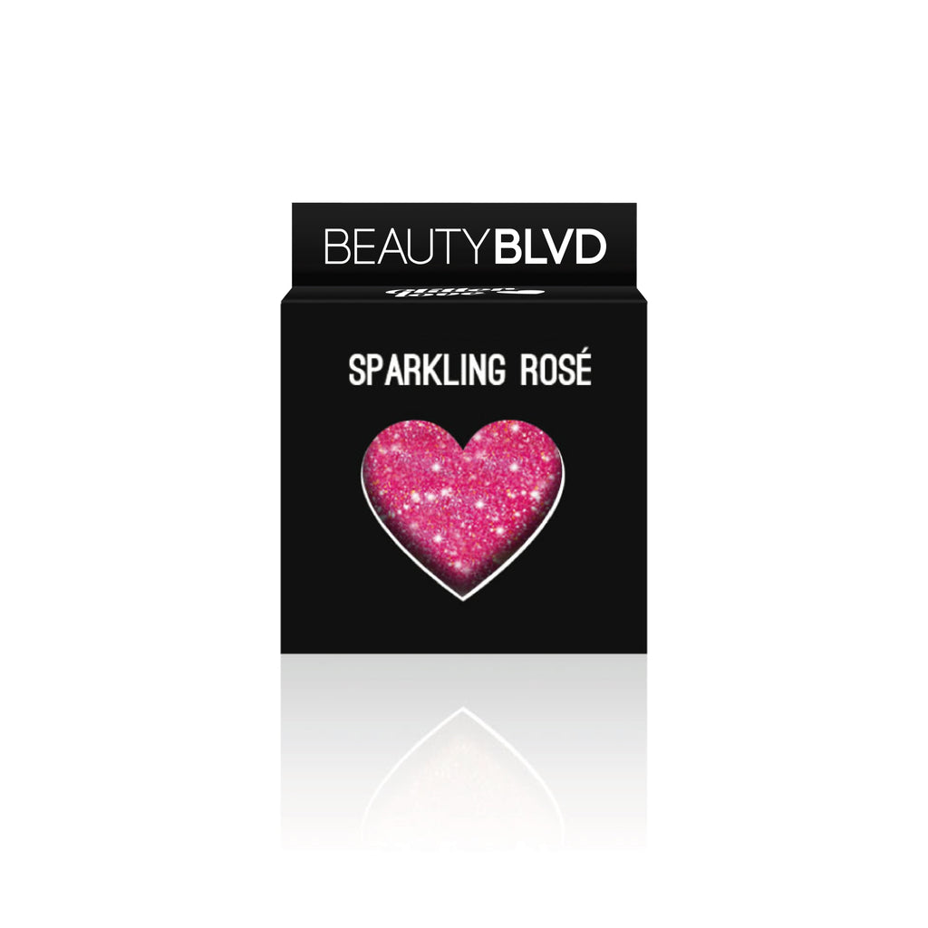 Individual Glitter Love – Cosmetic Glitter - Sparkling Rose | Beauty BLVD