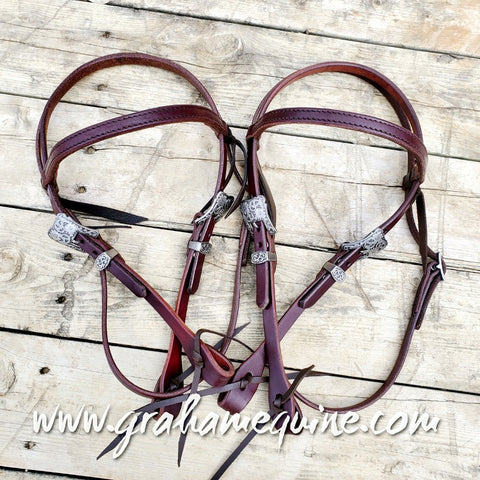 Browband working headstall