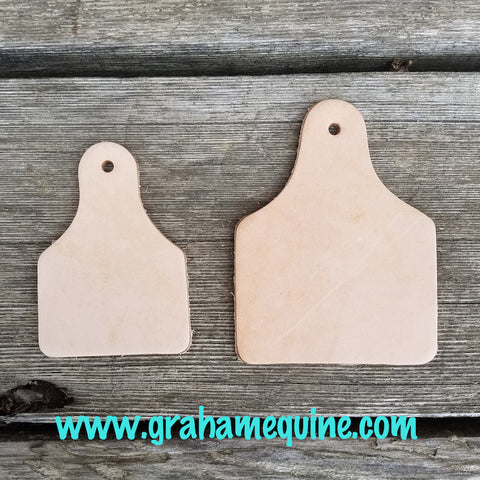 Ear Tag Blanks