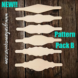 Noseband Pattern Packs!