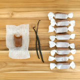 NEW! Cider Vinegar Caramels