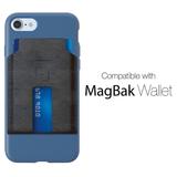 MagBak for iPhone SE (2020) (Compatible with wireless charging)