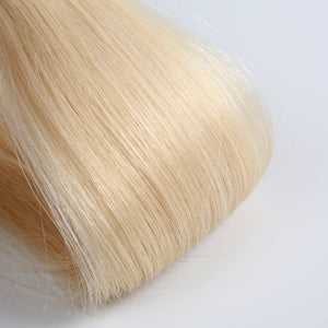 "#613 Ibiza Blonde 20"" Tape in Extensions 20 PCs"