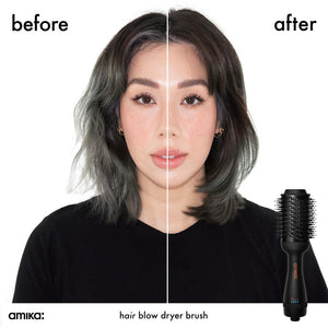 amika Hair Blow Dryer Brush