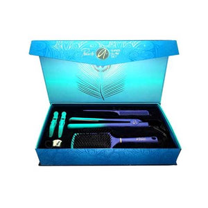 Aria Beauty Peacock Super Glam Hair Styling Set