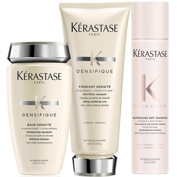 KÉRASTASE Densifique Fresh Affair Dry Shampoo Hair Care Set