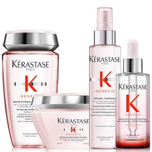 KÉRASTASE Genesis Oily Weakened Hair Deep Treatment Hair Care Set
