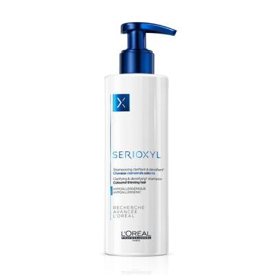 L'ORÉAL PROFESSIONNEL Serioxyl shampoo coloured hair 8.45oz
