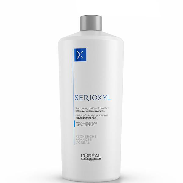 Serioxyl shampoo natural hair 1000ML