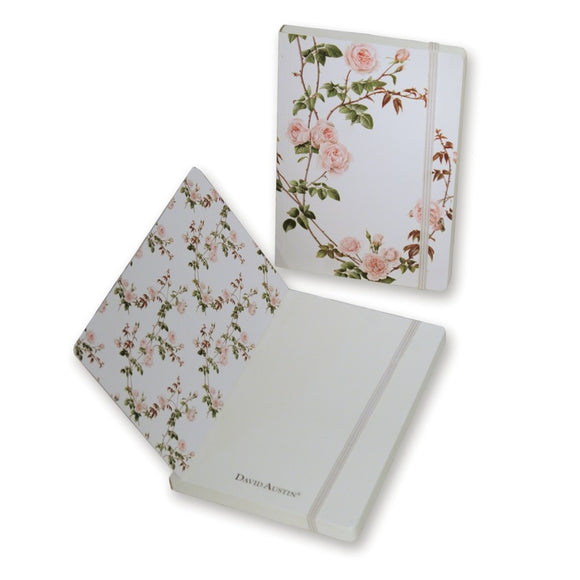 ノートA6 イングリッシュローズ A - English Rose A6 Notebook - david-austin-roses-japan