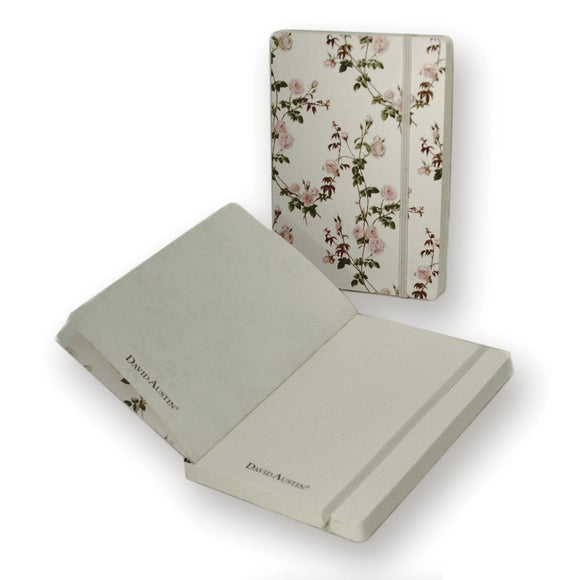 ノートA6 イングリッシュローズ B - English Rose A6 Notebook - david-austin-roses-japan