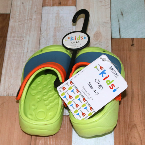 Briers クロッグサンダル  for Kids - Bright Kids Garden Clog