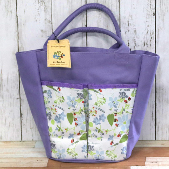 BRIERS ガーデンバッグ(ラベンダー)- Julie Dodsworth lavender garden bag