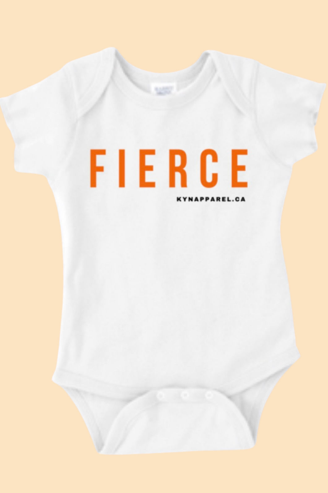 FIERCE Baby Bodysuit