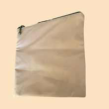 Load image into Gallery viewer, Fold Over Clutch - Coral Pleather