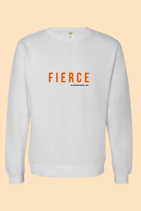 Sweat FIERCE - Unisexe