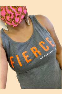 Fierce Tank Top