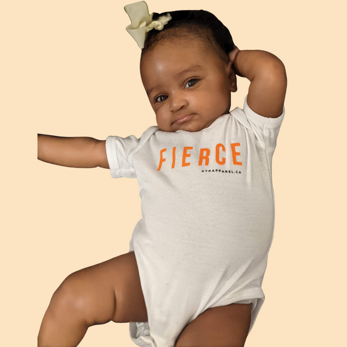 Body bébé FIERCE