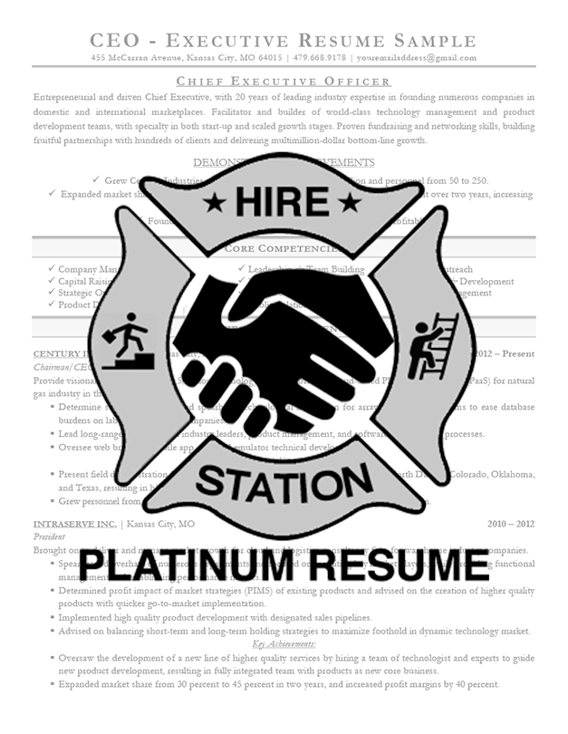 Platinum- Resume