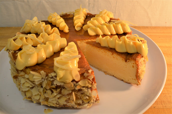 Lemon Cheesecake (slice)