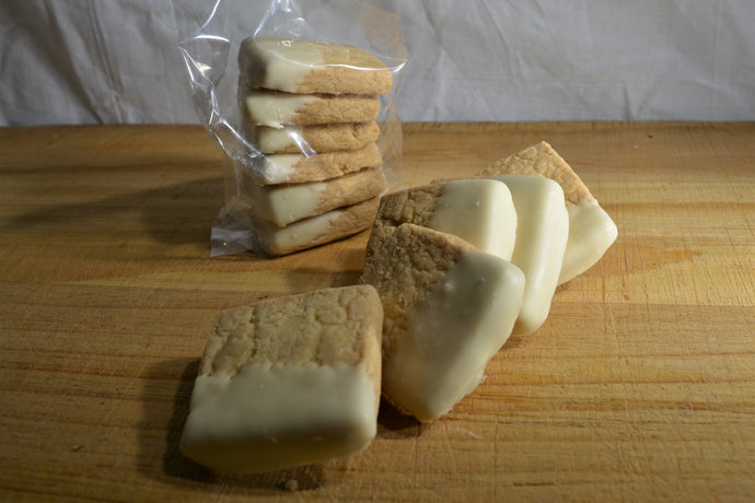 Lemon Shortbread (100g)