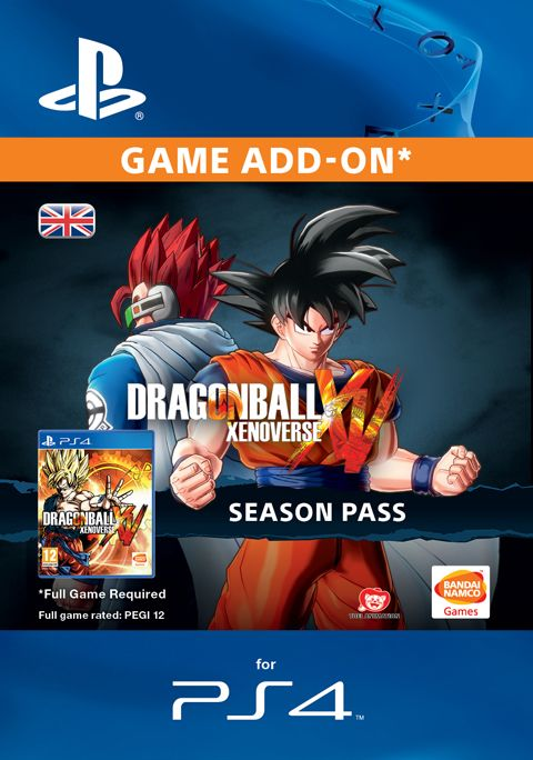 Dragon Ball Xenoverse - Season Pass PS4
