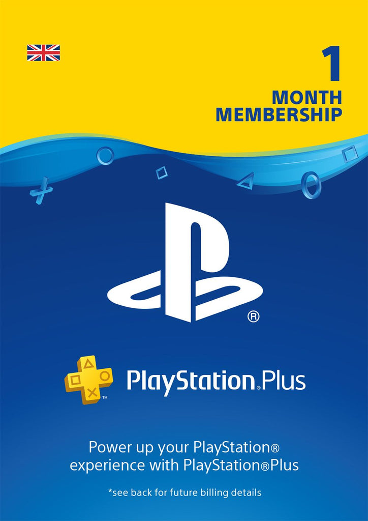 PS Plus 1 Month Subscription