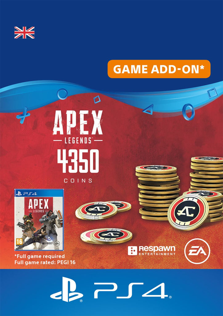 Apex Legends 4000 Apex Coins
