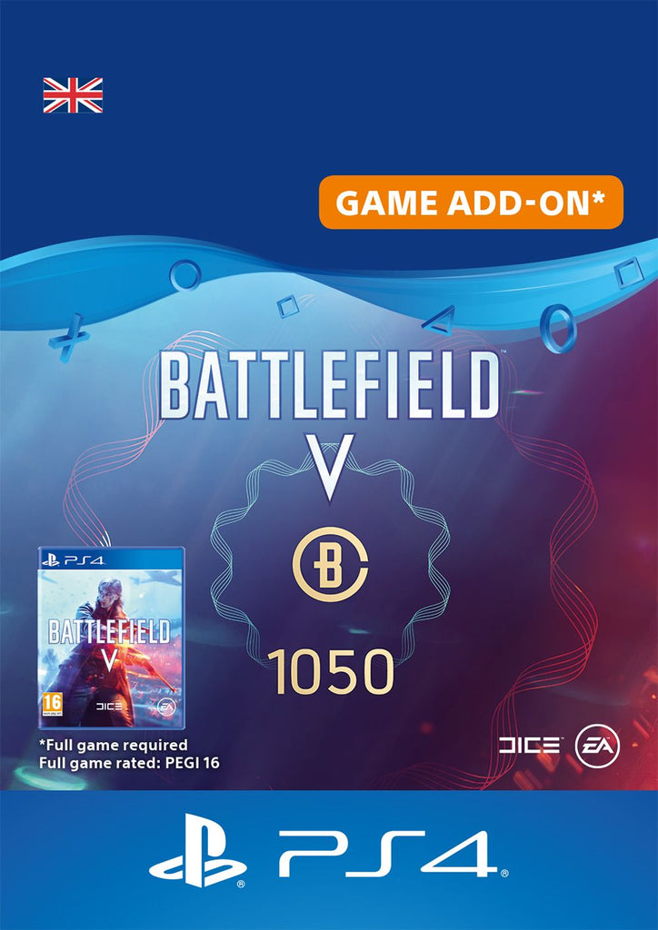 Battlefield  V Battlefield Currency 1050