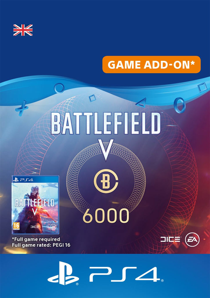 Battlefield V Battlefield Currency 6000