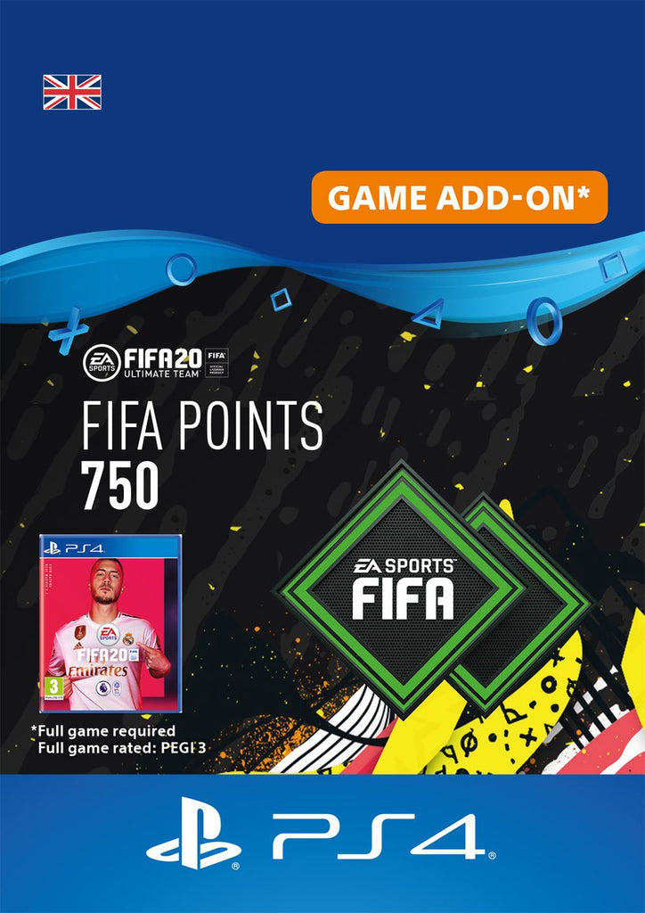 FIFA 20 Points 750