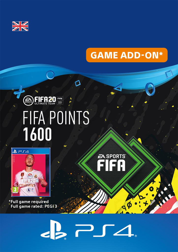 FIFA 20 Points 1600