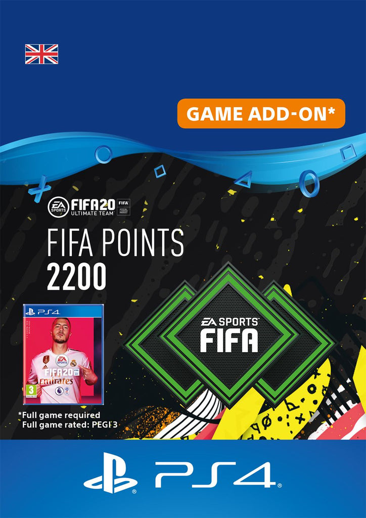 FIFA 20 Points 2200