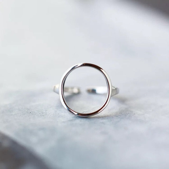 Waverly's Silver Ring