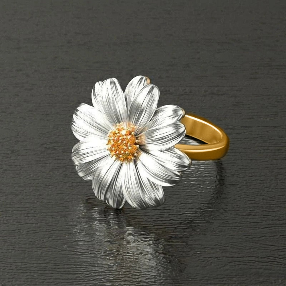 Willow's Flower Ring