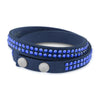 Pulsera Classic Rainbow Long Navy Blue