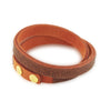 Pulsera Amazing Rainbow Long Orange