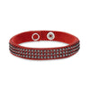 Pulsera Beautiful Rainbow Red Jet