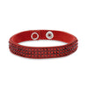 Pulsera Beautiful Rainbow Red Light Siam