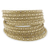 Pulsera Beige Golden Shadow