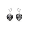 Aros Tender Heart Silver Night