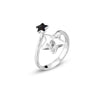 Anillo Star Silver Shade