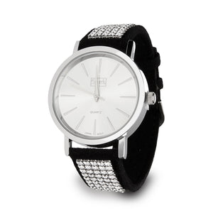 RELOJ JUPITER WATCH LARGE CRYSTAL