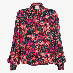 Open image in slideshow, Dixie Blouse | Heaven Floral