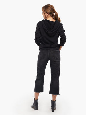 ABLE The Wide leg Crop Jean | Axian Wash
