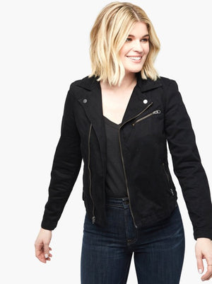 Open image in slideshow, Able Moto Jacket