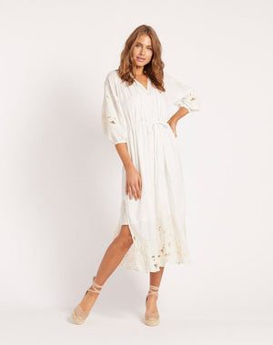 Open image in slideshow, Cleobella | Acacia Kaftan Dress