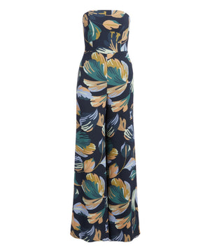 Open image in slideshow, Mandy Jumpsuit Cozumel Print