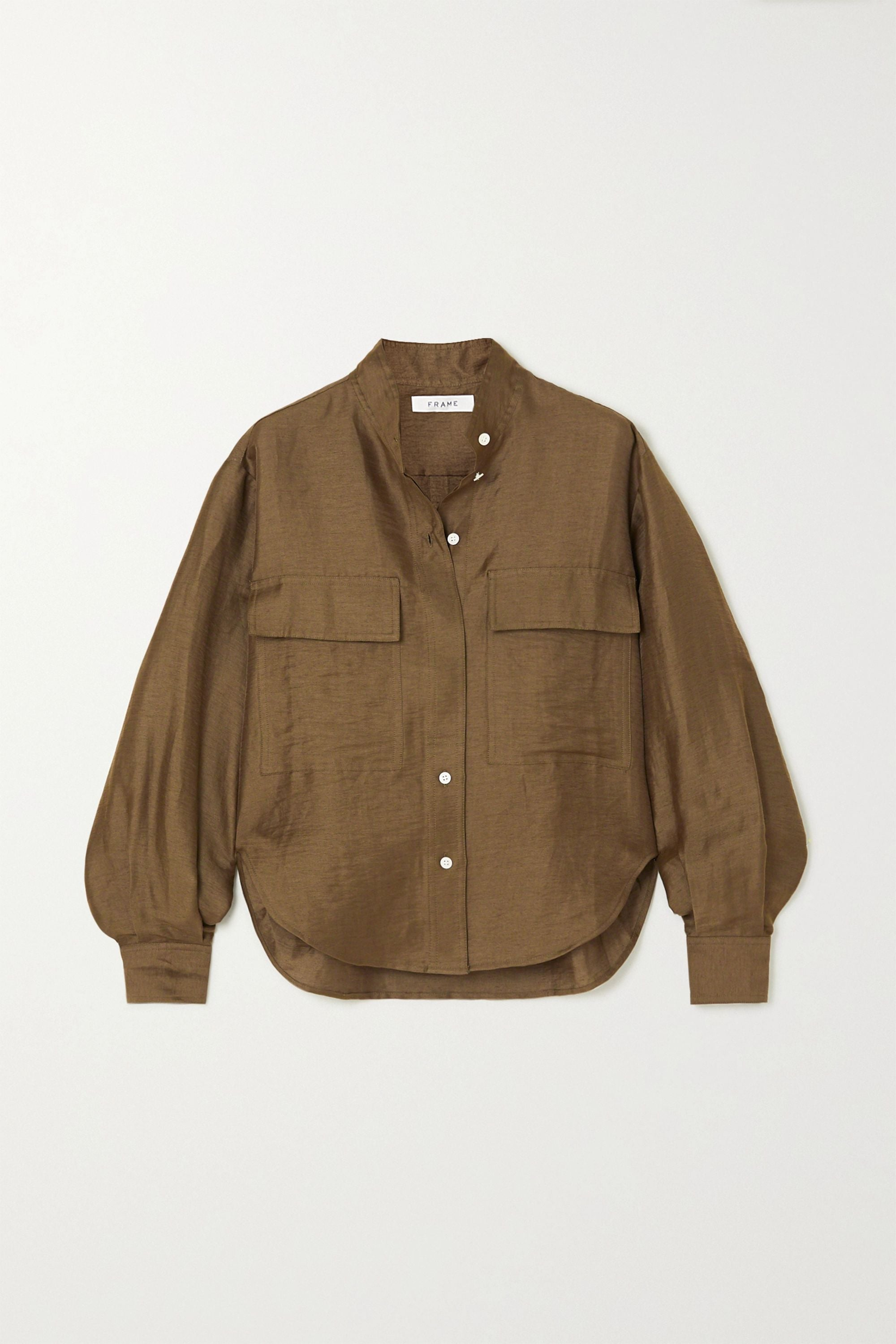 Frame | Clean Safari Shirt